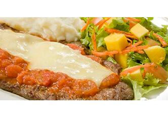 foto Steak Pomodoro